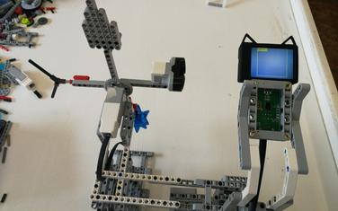 乐高EV3扩展传感器项目