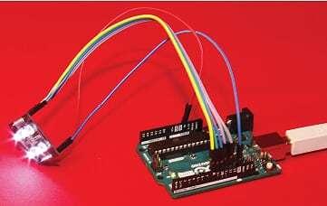 颜色传感器项目|Color sensor project