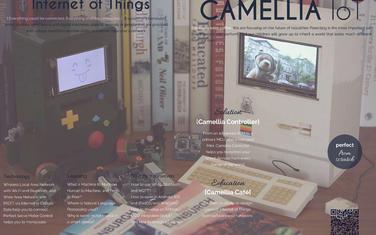 Camellia 物联网控制器