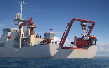 重大科研项目—彩虹鱼畅游万米深渊极限的动画制作