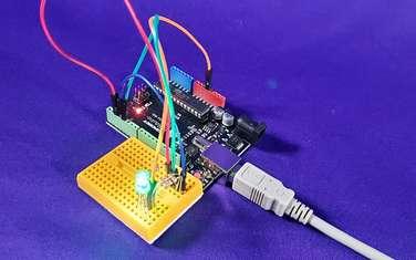 RGB LED指示灯