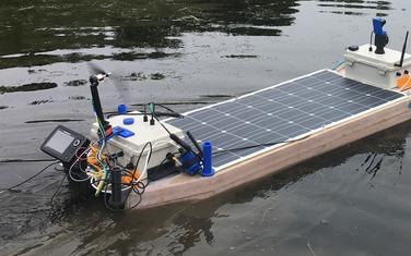 阿莫斯:水上微型观测系统|AMOS: Aquatic Mini Observation System