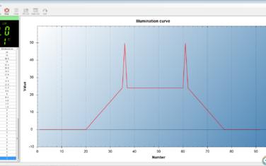 Arduino 获得 Gm1020 照度计测量值
