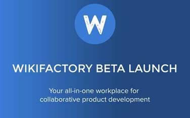 Wikifactory 社区化设计与生产平台