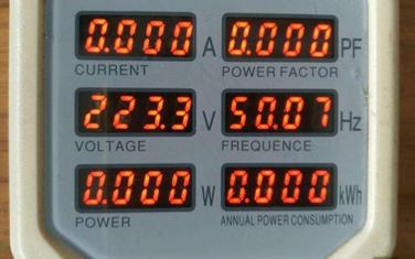 TinkerNode 制作电器功率记录仪