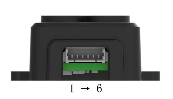 TF-Luna LiDAR(8m)激光测距