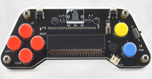 micro:bit游戏手柄