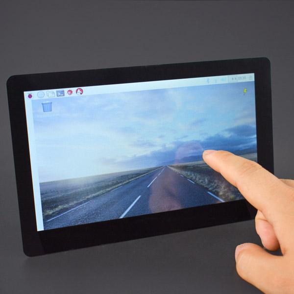 7寸LCD触摸屏