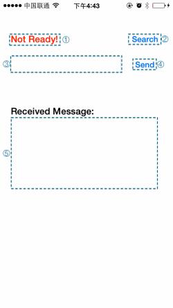 BLUNO基础示例 IOS版