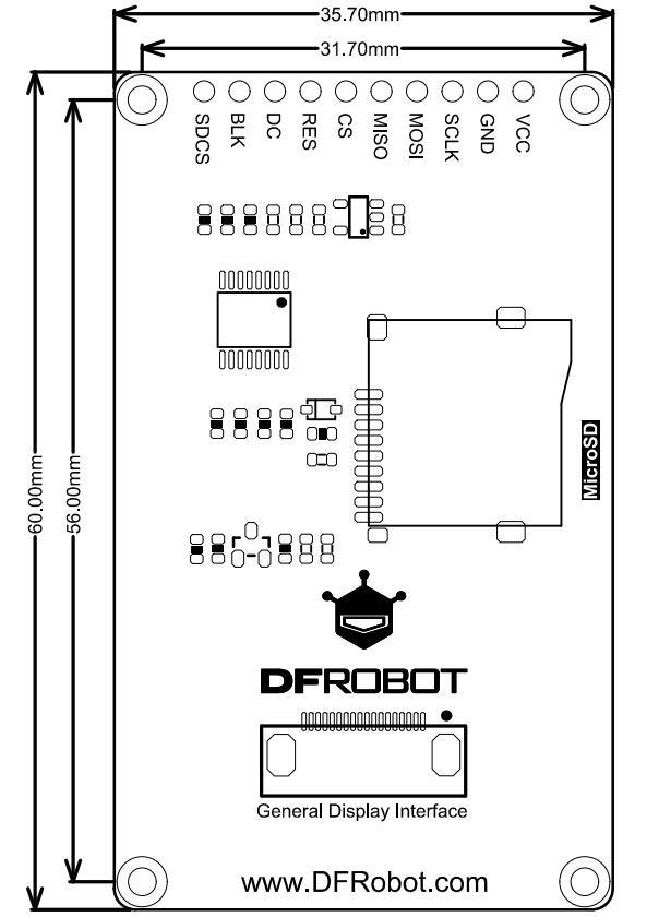 DFR0664尺寸图